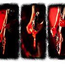 Three Red Chord's by Mark Hughes