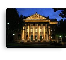 Capital Theatre Canvas Print