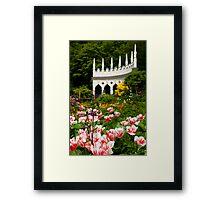 Rococo Spring Framed Print