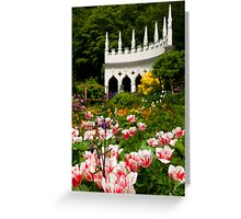 Rococo Spring Greeting Card