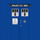 TARDIS by Mark Walker