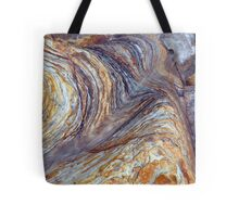 sandstone layer art Tote Bag