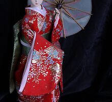 Full Screen - Japenese Lady by Meckster