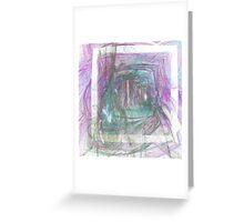 Pastel Shades #1 Greeting Card