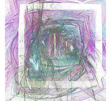 Pastel Shades #1 Photographic Print