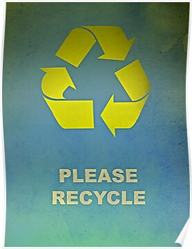 Please Recycle by Coby McGraw