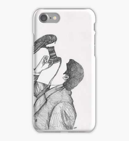 up with the birds iPhone Case/Skin