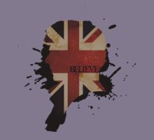 Believe in Sherlock Holmes by Taylor Katz