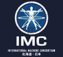 International Machine Consortium (worn look) Kids Tee