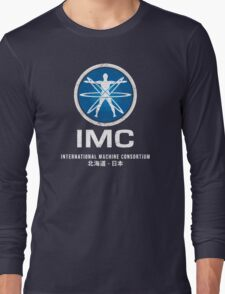 International Machine Consortium (worn look) Long Sleeve T-Shirt