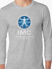 International Machine Consortium (worn look) Long Sleeve T-Shirt