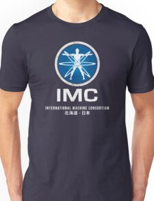 International Machine Consortium (worn look) Unisex T-Shirt