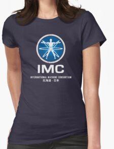 International Machine Consortium (worn look) Womens Fitted T-Shirt