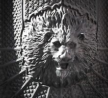 Lion head by Ikrus