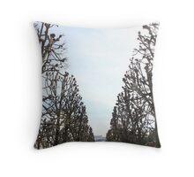 Tree Vee Throw Pillow