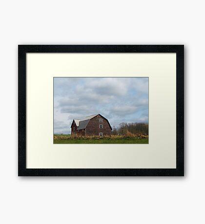 A Little Bit Country Framed Print