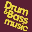 Drum & Bass Music Pt. II (yellow) by DropBass