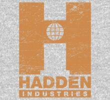 Hadden Industries (Worn Look) One Piece - Long Sleeve