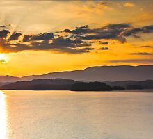 Holston Sunrise by Greg Booher