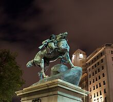 South African War Memorial by sedge808