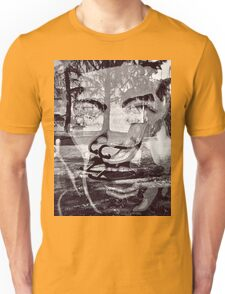 Shout and sit Unisex T-Shirt