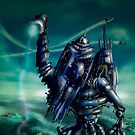God of Thunder by Matt Bissett-Johnson