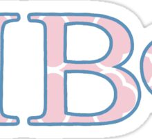Pi Beta Phi Sticker