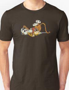 calvin and hobbes rotfl T-Shirt
