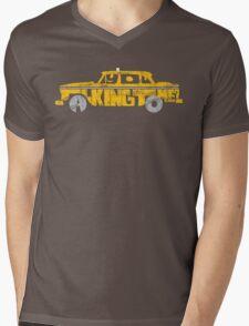 Cab chauffeur Mens V-Neck T-Shirt