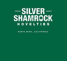 Silver Shamrock Novelties (worn look) Unisex T-Shirt