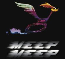 Meep Meep. by GENEROUSLYFUNNY