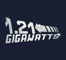 1.21 Gigawatts by KRDesign