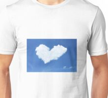 Heart cloud Unisex T-Shirt