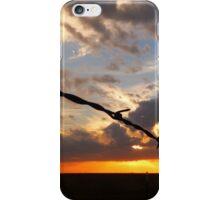TEXAS SUNSET iPhone Case/Skin