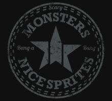 MonStars. by Dann Matthews