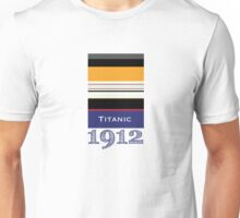 Titanic | 1912 | Graphic Unisex T-Shirt
