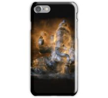 Shri Ganesha, remover of obstacles iPhone Case/Skin