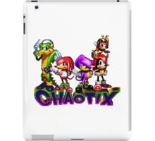 Chaotix iPad Case/Skin