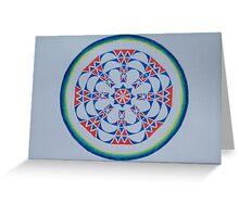 Eye of Set Greeting Card