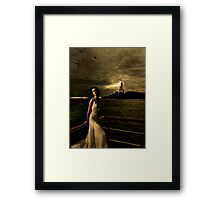 Will you be home Soon Framed Print