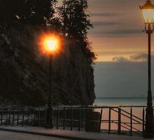 Cliff in Orlowo by Jake Karpinski