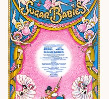 """SUGAR BABIES """"Exactly Like You"""" (vintage illustration) by ART INSPIRED BY MUSIC"""