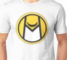 Moonhawk410 // LOGO YELLOW Unisex T-Shirt