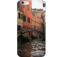 venice italy gondola iPhone Case/Skin