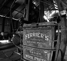 Ferrier's Press by Pat Lynch