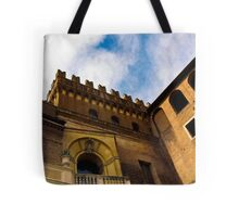 The Popes Window Tote Bag