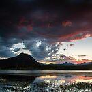 Lake Moogerah by D Byrne