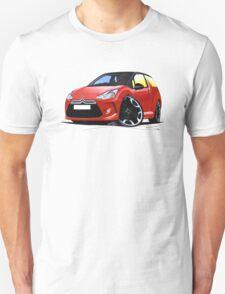 Citroen DS3 Red (Black) T-Shirt