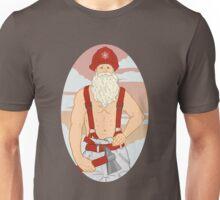 Santa Fireman Unisex T-Shirt