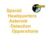 Special Headquarters ASTEROID Detection Opperations Photographic Print